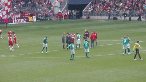 FCB – SV Werder Bremen