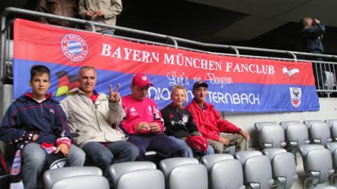Fanfahrt nach München zum Spiel FCB – Hannover 96