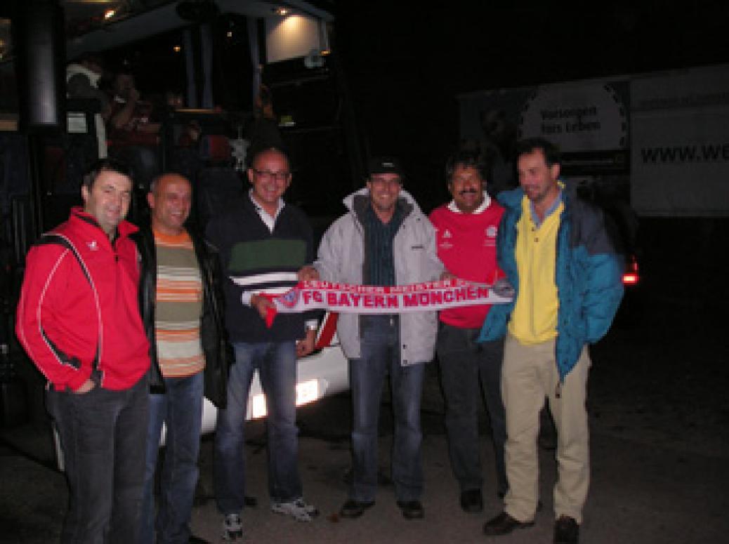 "FCB – Sporting Lissabon ""Champions-League"""