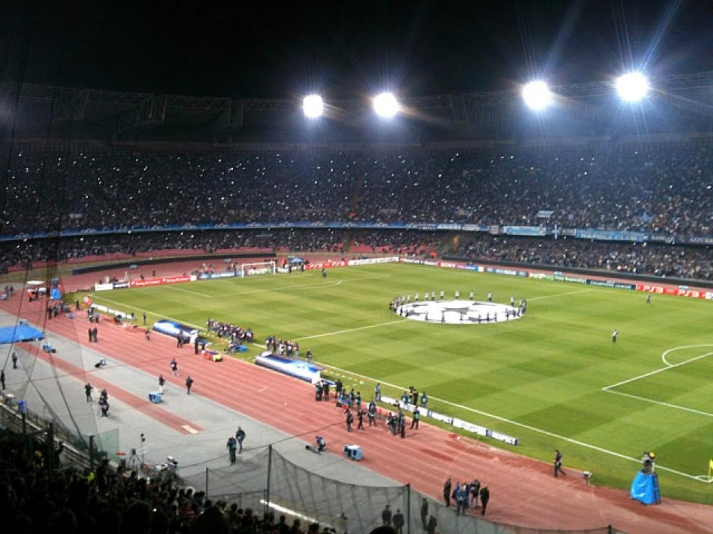 SSC Neapel – FCB  Champions-League