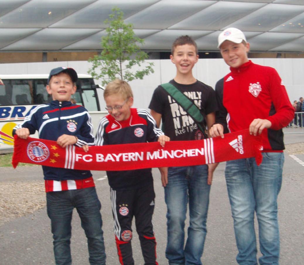FCB – Real Madrid  (Abschiedsspiel Franz Beckenbauer)