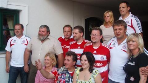 """Fanclub """"Seehaus Freyung"""" zu Gast in Oberösterreich"""
