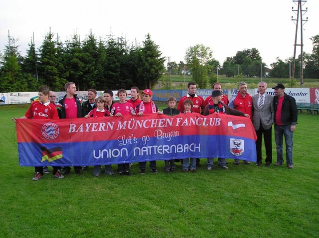 A-Jugend(U-19) des FC Bayern München spielt in Neumarkt/H.
