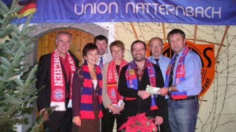 Generalversammlung und Weihnachtsfeier unseres Fanclubs