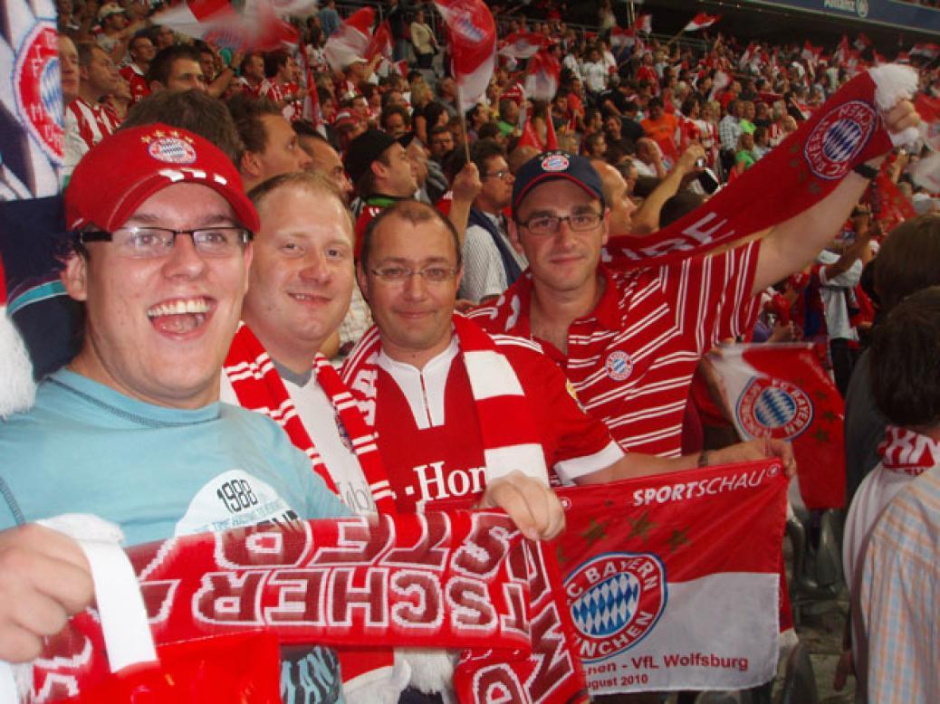 FCB – VfL Wolfsburg