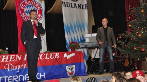 Fanclub Weihnachtsfeier und 20-Jahr Jubiläum