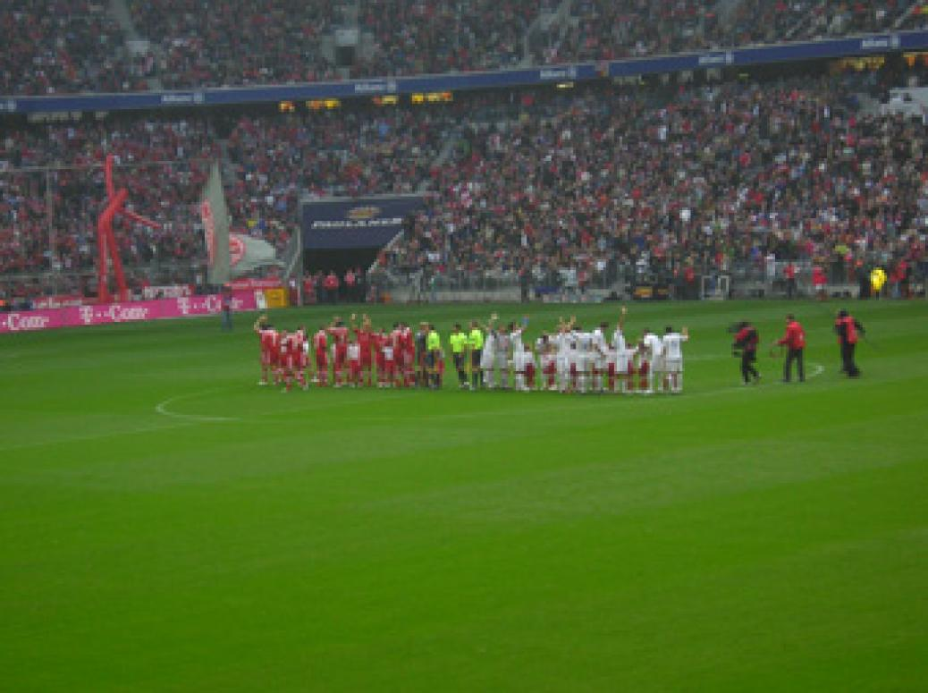 FCB – Hertha BSC Berlin