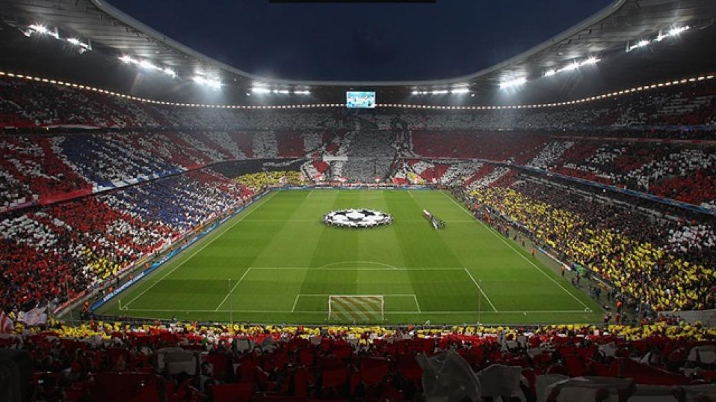 FC BAYERN – REAL MADRID