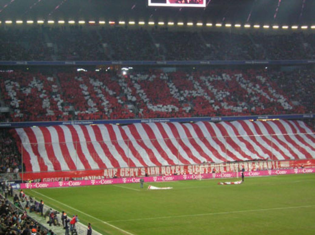 Fanclubfahrt zum Spiel gegen den 1. FC Nürnberg