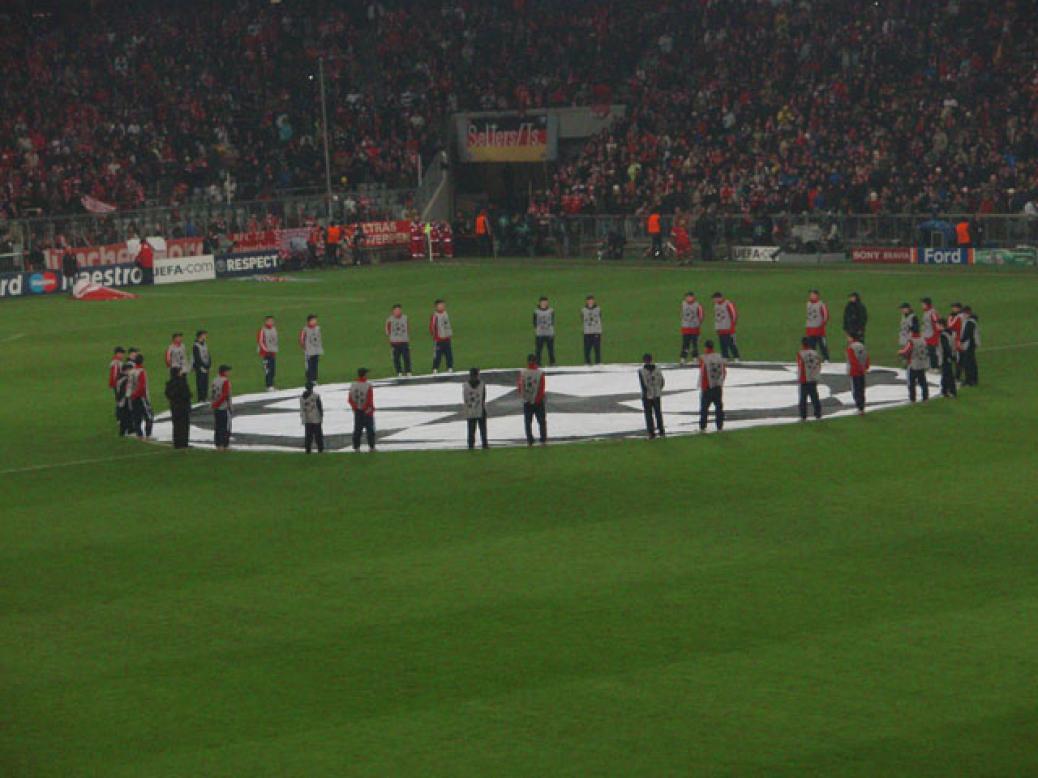 FCB – AC Florenz  (Champions-League)