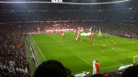 FCB – Borussia Dortmund