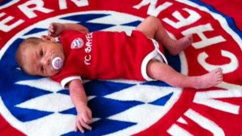 Neuzugang beim Bayernfanclub