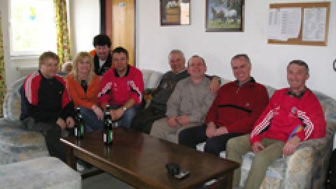 """Unser """"Werner"""" vom Heim St.Pius feiert mit uns seinen Geburtstag!"""