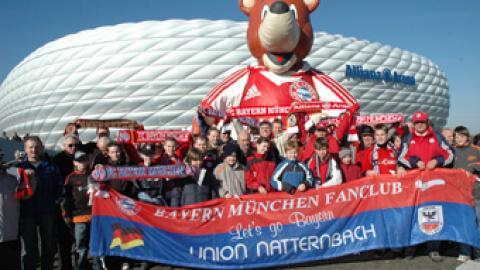FCB – Werder Bremen   …die Fischköpfe wurden an die Wand gespielt!