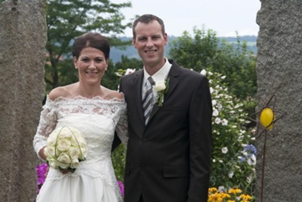 Hochzeit von Andrea und Bernhard Ruschak