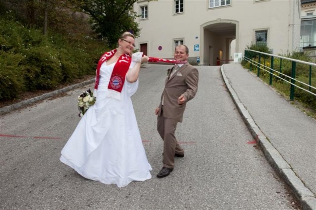 Hochzeit von Anita und Hansi Stummer