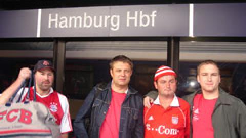 Hamburg war eine Reise wert