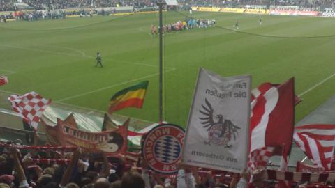 Borussia Mönchengladbach – FCB