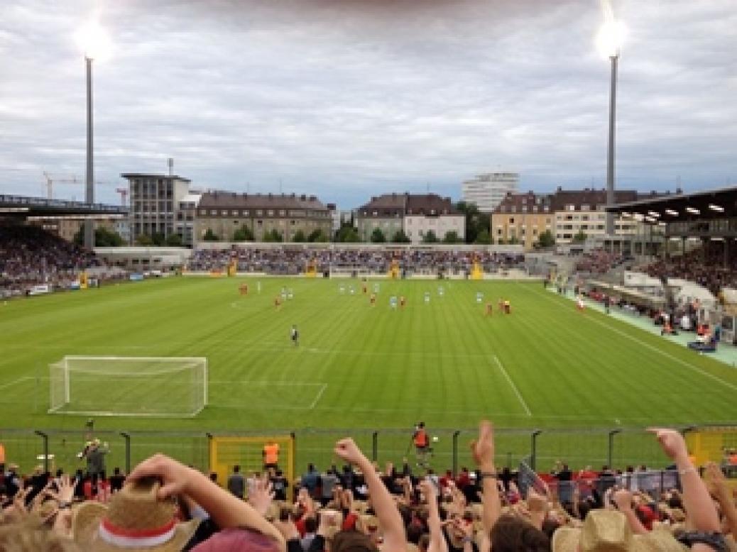 Amateur-Derby – FCB vs. 1860