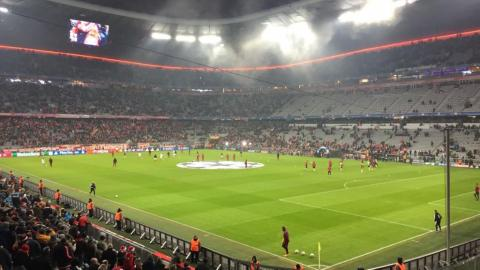 FC BAYERN  vs  Atletico Madrid