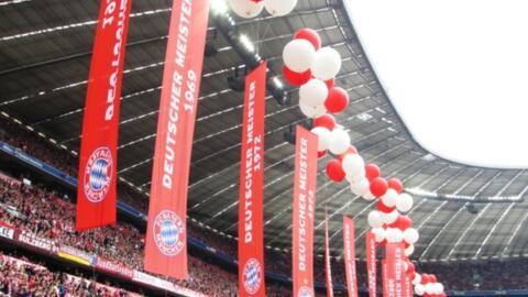 FC BAYERN – FSV MAINZ 05