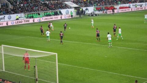 Vfl Wolfsburg – FC Bayern
