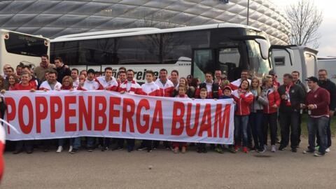 FC BAYERN  –  Werder Bremen POKAL