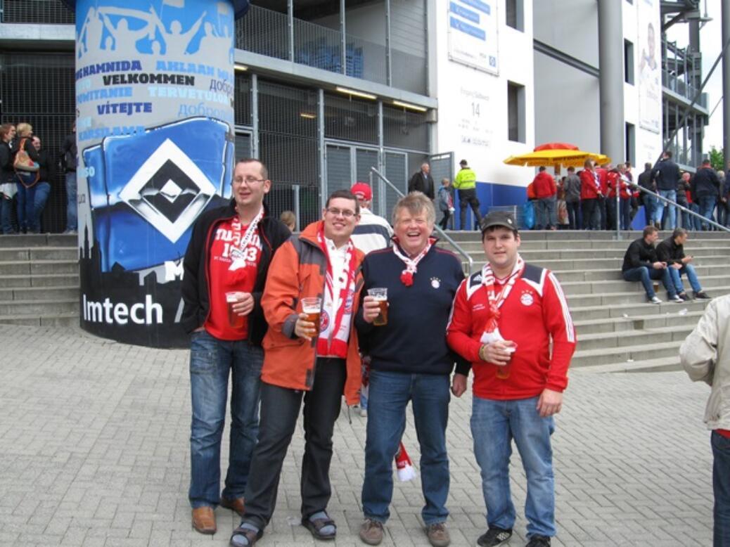 HSV  – FC BAYERN