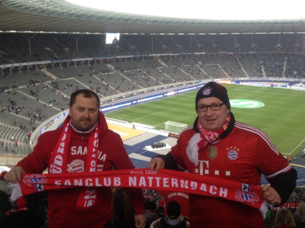 HERTHA BSC – FC BAYERN