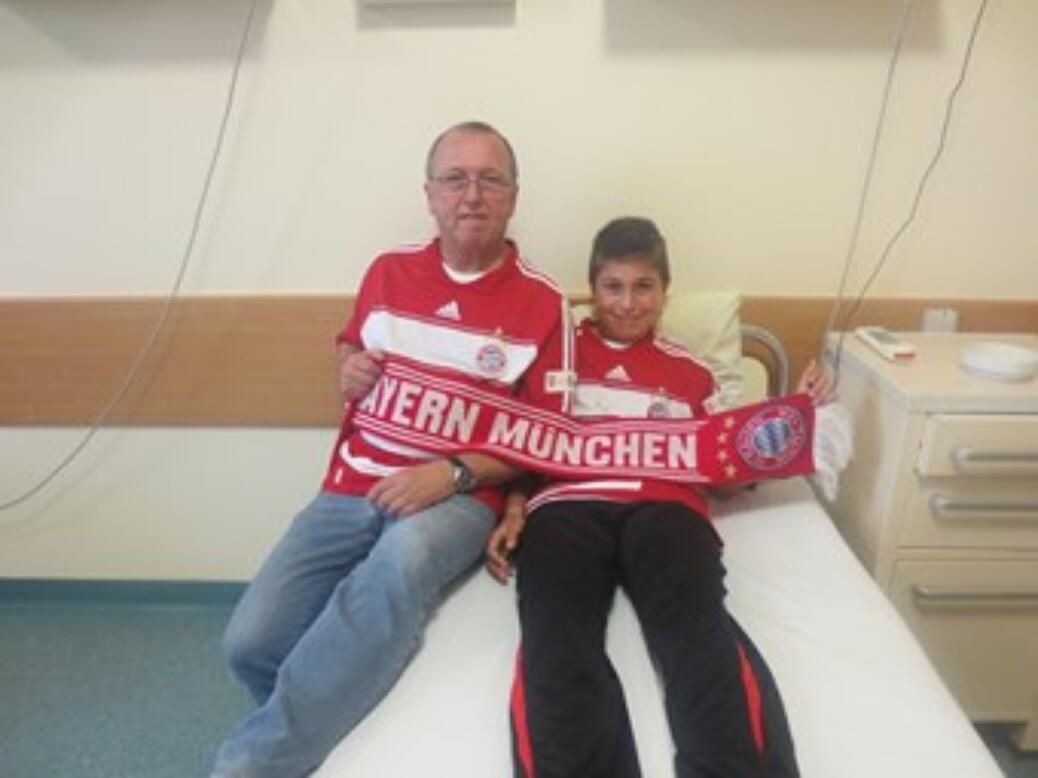 Schnelle Genesung durch Bayern CL-Sieg