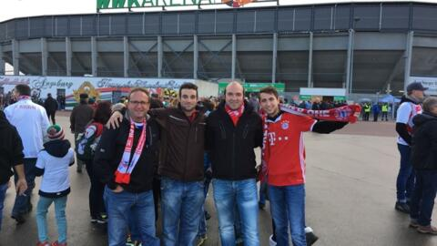 FC Augsburg  –  FC BAYERN