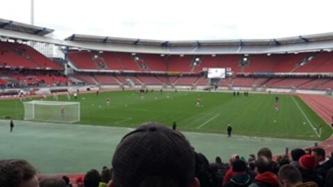FC Bayern II gegen 1. FC Nürnberg