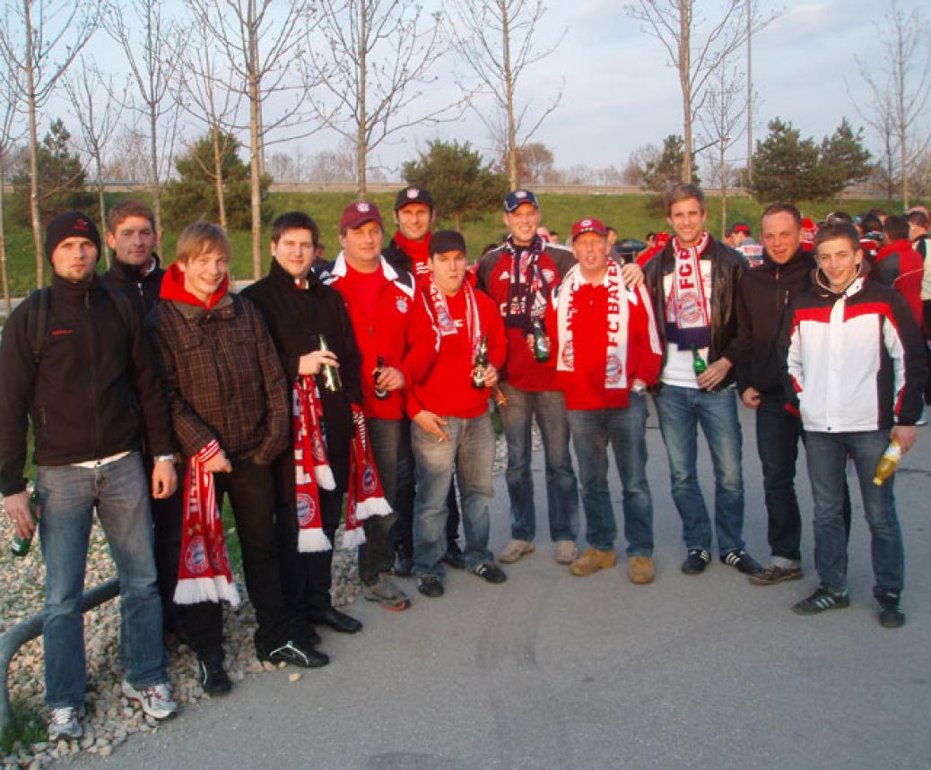 FCB – Olympique Lyon (Champions-League)