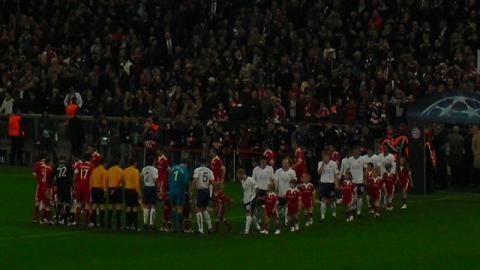 FCB – Manchester United (Champions-League)