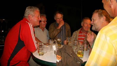 """""""Stöblwurfturnier"""" beim Marktfest in Natternbach"""