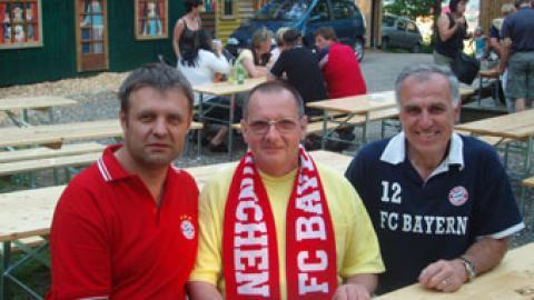 Fanclubmitglied mit der FCB-Mitglieds Nummer 1480