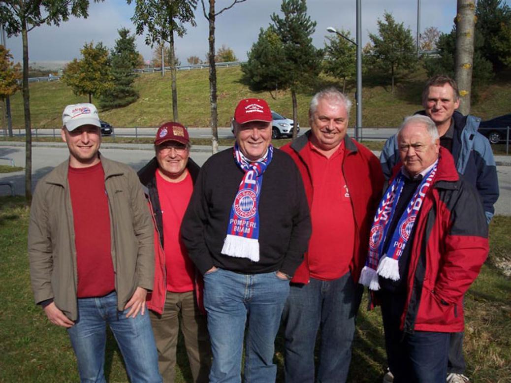 FC Bayern gegen 1. FC Nürnberg