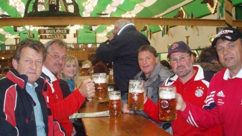 "FCB-Cottbus und ""Oktoberfest"""