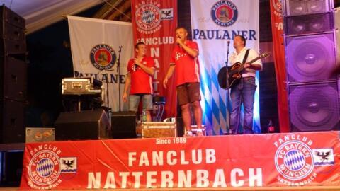 Fanclub Sommerfest mit Marc Pircher