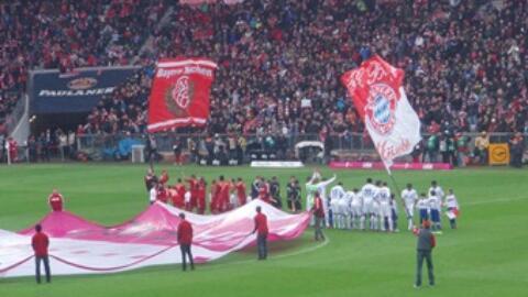 FC Bayern gegen FC Schalke 04