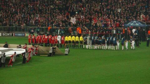 FC Bayern – Inter Mailand – CL-Achtelfinale