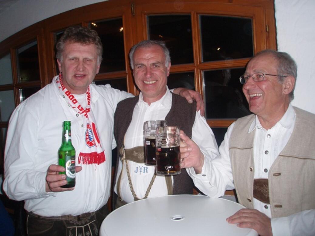 Starkbierfest bei den Pomperlbuam