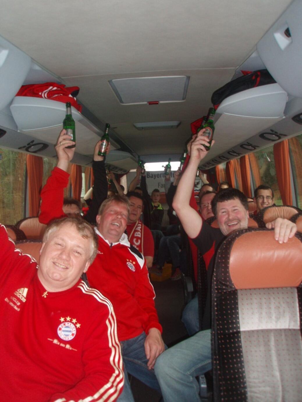 Auswärtsfahrt nach Nürnberg