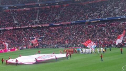 FC Bayern – 1. FSV Mainz 05