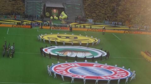 Pokalendspiel Borussia Dortmund – FC Bayern München