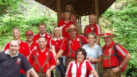 10-Jahrjubiläum Fanclub SeehauS