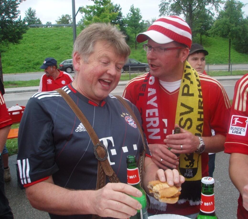 FC Bayern – Borussia M'Gladbach