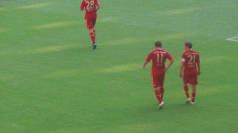 FCB – Hamburger SV