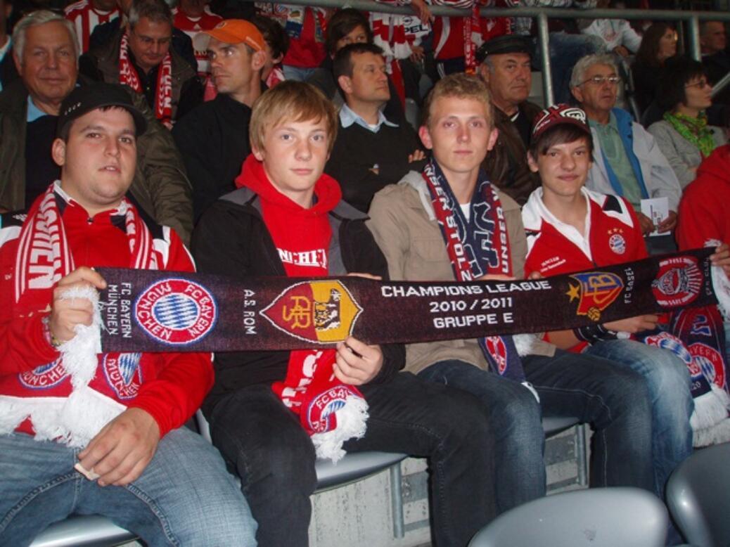 "Campions League  ""FCB – AS Roma"""