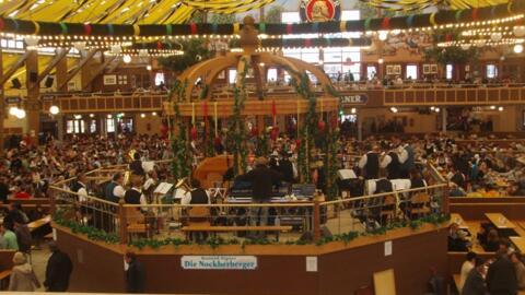 Fahrt ins Münchner Oktoberfest